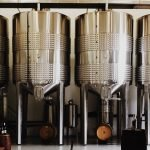 A photo of a distillery