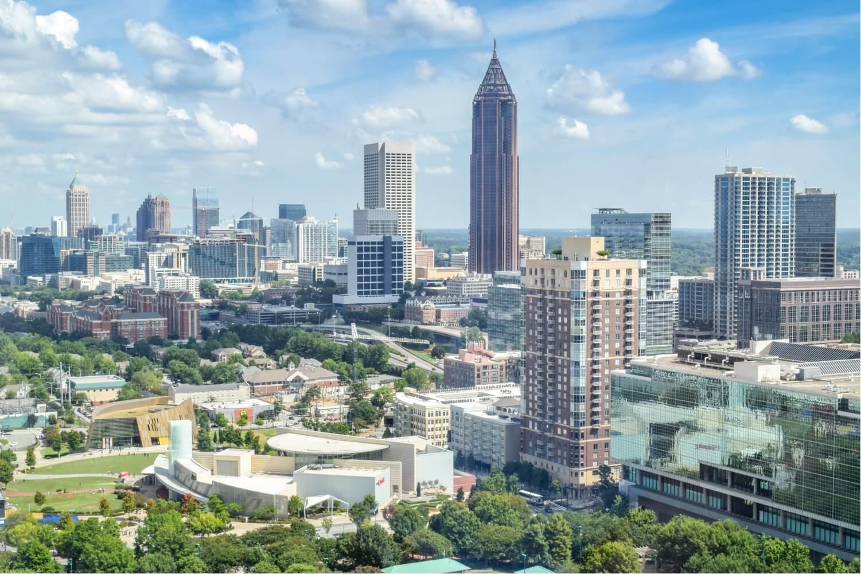 A photo of Georgia